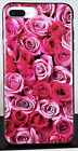 Pink Roses Phone Case Apple Iphone Samsung Phone Shockproof Case Cover