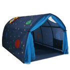Hot Bed Tent Dream For Kids Boy Toddler Magical Space Adventure Mattress Indoor