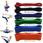 Premium Resistance Pull Up Exercise Bands Tube Home Gym Fitness Latex Assist HOT image