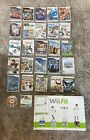 Wii/Xbox360 Game Lot Collection - Pick and Choose !!