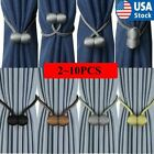 2-10 PACK Strong Magnetic Ball Curtain Tiebacks Tie Backs Buckle Clips Holdbacks $15.19 USD on eBay