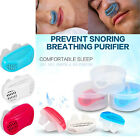 Anti Snoring Devices Air Purifier Sleep Aid Snore Stopper Mini CPAP Nose Machine