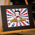 Betty Boop - Unique Interpretation - Talkartoon - '30s American Icon $22.67 USD on eBay