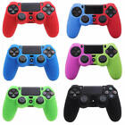Silicone Case Gel Rubber Skin Grip Cover For Playstation 4 PS4 Controller NEWEST