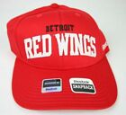 Detroit Red Wings NHL Women's Sequenced Structured Adjustable Snapback Red Hat $18.99 USD on eBay