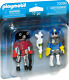 Playmobil 70080 Space Policeman and Thief Duo Pack