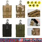 Men Money Pocket Mobile Cell Phone Pack Portable Hanging Waist Outdoor Tool Bag