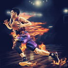 276850 Devin Booker PHOENIX SUNS NBA Basketball Star WALL PRINT POSTER C on eBay