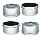 DC-275 - Dust Caps Grease Covers for 7, 000 8, 000 (7K 8K) Trailer Axle Wheel Hubs