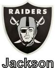 Personalised Mouse Pad - NFL Oakland Raiders -  Die Hard Fan, Any Name, Al, Ben $6.63 USD on eBay