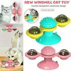 Cat Turning Windmill Ball Turntable Tickle Toy Scratch Hair Brush Pet Puzzle