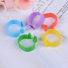 20X Chicken hen pigeon leg poultry bird dove chick duck parrot clip ring band_ti