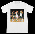Seattle Supersonics Kevin Durant Russell Westbrook James Harden T-Shirt