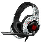 3.5mm Gaming Stereo Headset LED Headphone For Xbox one/PS4/PC/Nintendo Switch US