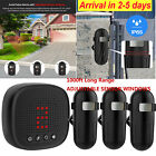 Kyпить 1byone 1000ft Wireless Driveway Alert Alarm System Motion Sensor Waterproof 2020 на еВаy.соm