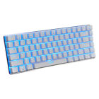 AJAZZ RGB Mechanical Keyboard Mini 82 Keys Layout Blue Black Switches Wired