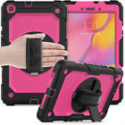 For Samsung Galaxy Tab A 8.0 2019 SM-T290 Shockproof Case Cover with Stand Strap