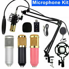 Professional Broadcasting Studio Recording Condenser Online Microphone Mic Kit