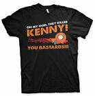 Official South Park Stan Kyle Kenny and Cartman I'm Not Fat Mens T-shirt