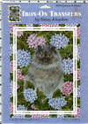 CHOICE: Vintage Iron-On Transfer Whimsical Animals Patriotic Cats Bees