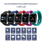 Smart Watch Heart Rate Minitor Oxygen Blood Pressure Sport Fitness Tracker