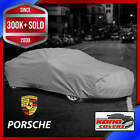 PORSCHE [OUTDOOR] CAR COVER ✅ All Weather ✅ Waterproof ✅ Full Body ✅ CUSTOM✅FIT