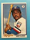 1978 TOPPS BASEBALL CARDS 500-726- YOU PICK YOUR FAVORITE SINGLES