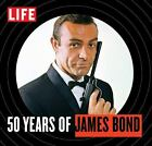 Life - 50 Years of James Bond by Life Books Editors (2012, Hardcover) $24.0 USD on eBay