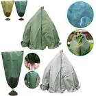 Heavy-duty Plant Cover Antifreeze Protecting Pouch Winter Garden Greenhouse Bag