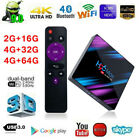 H96 Max 3318 TV Box 4G 64G Android 9.0 WiFi RK3318 Quad Core 4K Smart Top Box