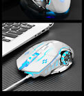S20 LED Gaming Mouse USB Wired Programmable 6 Button Optical mouse