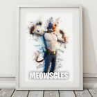 Fortnite Print - 25 Character Skins  -  Gift Wall Art Picture A4