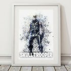Fortnite Prints - 24 Character Skins  -  Poster Gift Wall Art Picture A4