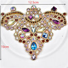 Decorative Weeding Dress Bag Shoes Floral Shape Rhinestones Embellishment Supply