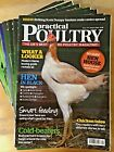 Practical Poultry Magazine-Chicken-Ducks-Game-Goose-Quail-Rabbits-#119to131-2014