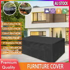 In/outdoor Furniture Cover Garden Patio Rain Uv Table Protector Sofa Waterproof