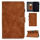 Simple Smart Magnetic PU Leather Stand Case Cover For Amazon Kindle Fire HD 10
