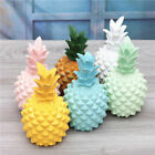 Resin Lovely Pineapple Table Decor Small Home Ornaments Desk Decorative Figure