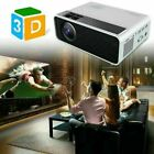 LED Smart Home Theater Projector 4K Wifi 7000 Lumens 1080p HD 3D  Movie HDMI USB