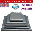 STRONG GREY MAILING BAGS SELF SEAL POLY POSTAL POSTAGE POST MAIL CHEAP UK SELLER