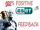 ESET NOD32 Antivirus Key Activation 2020 🔑 License 6 months, 1, 2, 3 Years PC <br/> 100% GENUINE 🌏 Worldwide 🚀 Fast Delivery 🔥 CLICK !!!