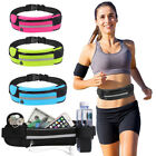Running Belt Waist Pack Waist Bag Water Bottle Holder Sport Fitness Phone Pouch