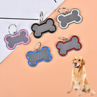 Pet Cat Dog Id Tags Personalized Engraved Name Tag Slide On Collar Tag For Pu Ew