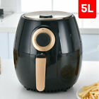 5L/10L Air Fryer Convection Oven Deep Healthy Cooker Oil Free Kitchen Airfryer