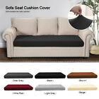 Seats Waterproof Stretchy Sofa Seat Cushion Cover Couch Slipcovers Protector