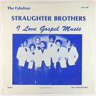 Straughter Brothers - I Love Gospel Music Lp - Holy Cross - Soul Funk Sealed Mp3