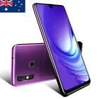 New Android 9+ Unlocked Smartphone 7.2 Inch 3g Dual Sim Mobile Phone Quad Core