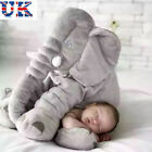 Soft Appease Elephant Playmate Calm Doll Toy Elephant Pillow Plush Toy Gift 60cm