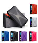 Soft X Shell Gel TPU Silicone Case Skin Cover For Google Nexus 7 II 9 Tab Tablet