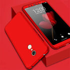 360° Full Cover Case&Tempered Glass For Xiaomi Redmi 4X 5 Plus 6A Note 5 6 Pro